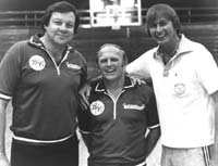 B/C Coaches/Councelors Bill Bolton, Stan Hardin, and Bill Cronouer