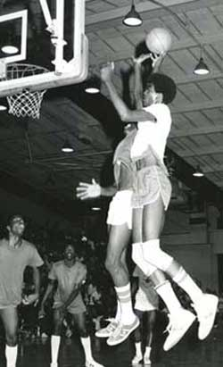 Ralph Sampson was the most heavily recruited basketball prospect of his generation (both college and NBA)